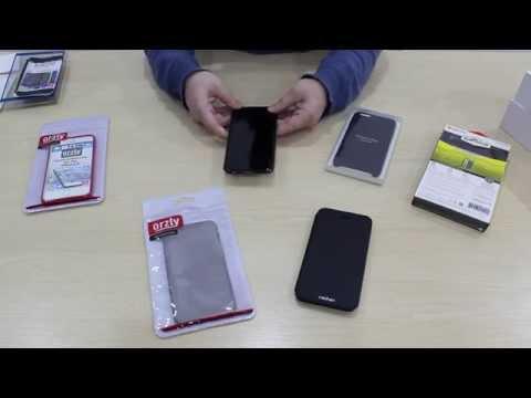Tests de 5 coques et étuis iPhone 6 Plus
