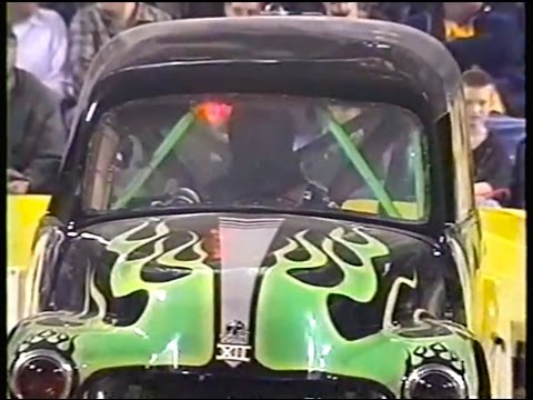 USHRA Monster Truck Challenge: Minneapolis Metrodome 1998 (Part 3)