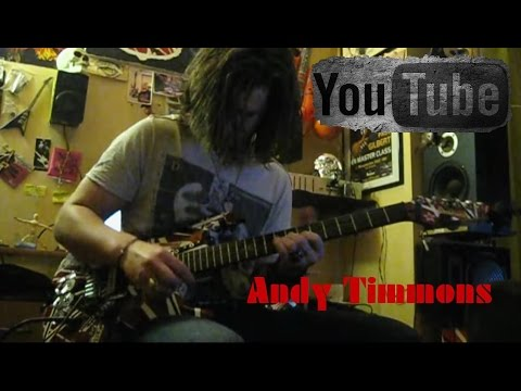 "Andy Timmons ""Electric Gypsy"" 2015 - simon borro"