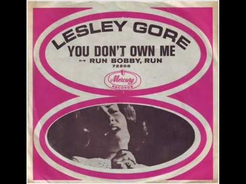 You Don't Own Me (1964) (Song) by Lesley Gore