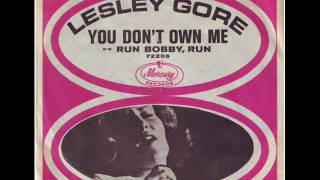 <b>Lesley Gore</b>  You Dont Own Me 1964