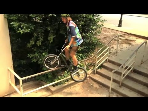 Street - BMX Street - The Madera team destroyed the streets of the DMV. Subscribe: http://bit.ly/1gYdZLu The whole Madera team headed east at the beginning of this summer and shredded the streets of...