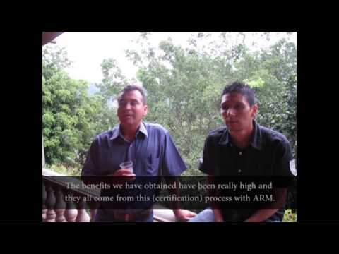 Why work towards FAIRMINED certification? Francisco and James share their experiences.