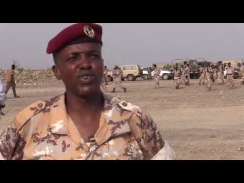 Djiboutian Armed Forces (FAD) soldiers completed their final test, May 16, and graduated from Area  Logistics Training, May 19, 2016, at Camp Cheik Osman, Djibouti. The five month training with the  U.S. Army Regionally Aligned Forces Soldiers taught the FAD several skills necessary for their new  logistics company.