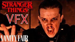 How Stranger Things' Visual Effects Work | Vanity Fair