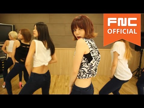 AOA – 단발머리(Short Hair) 안무영상(Dance Practice) Eye Contact ver.
