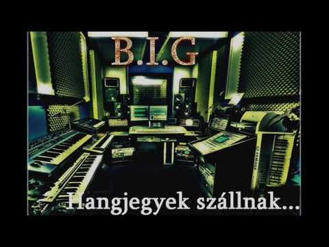Julius B.I.G - HANGJEGYEK SZÁLLNAK..(Anonim Studio ECLUZIVE )