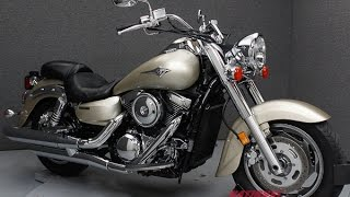 10. 2005 Kawasaki Vulcan 1600 Classic  - National Powersports Distributors