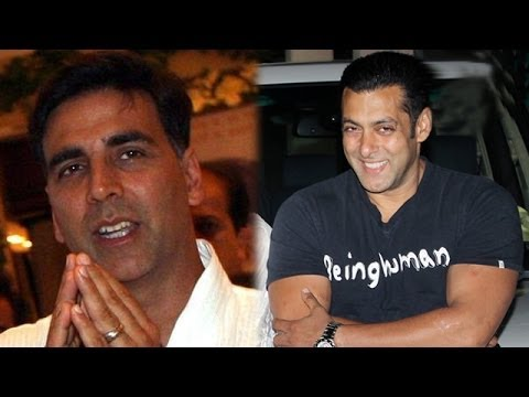 Why did Salman Khan REFUSE to dance with Akshay Ku