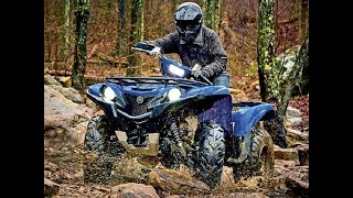 9. Yamaha Grizzly skills compilation 2018