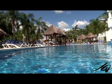 Grand Riviera Princess All Suites Resort and Spa, Mexico -  YouTube