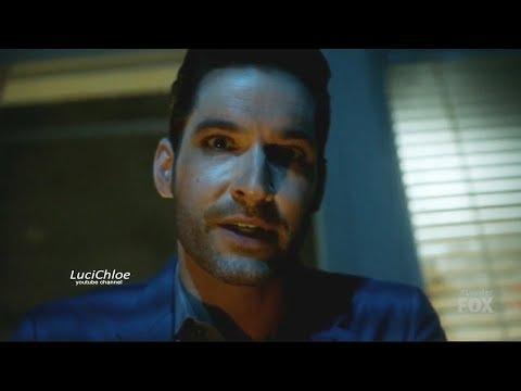 Lucifer 3x07 Ending  Scene Luci & Reese I Sit Things Right Season 3 Episode 7 S03E07