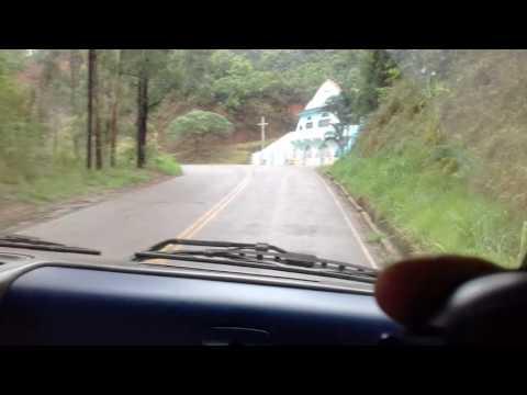 As paisagens das estradas de São Domingos das dores