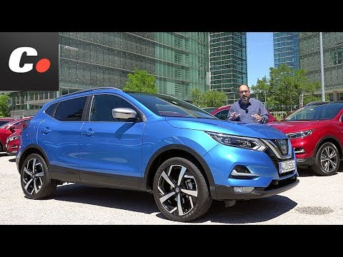 Nissan Qashqai y X-Trail (Rogue) 2017 SUV  Primera prueba / Test / Review en español  Coches.net