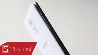 Schannel -Đánh giá nhanh Galaxy Note 3 - CellphoneS