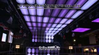 Bernburg Germany  City new picture : Club Bernabeum Bernburg Germany - Designgroup LED-Pixelwall P 1400 and Madrix