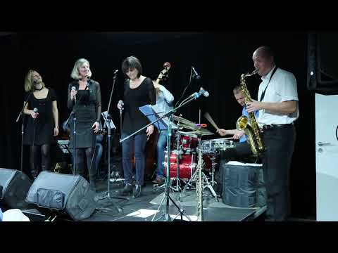 "Prime Time Voice: Hit That Jive, Jack - live in ""Žižkov Meets Jazz"""