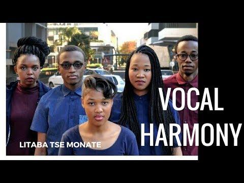 VOCAL HARMONY - LITABA TSE MONATE ( GOOD NEWS )