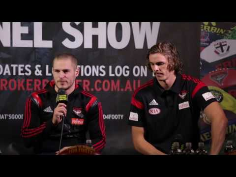 "Footy Show ""That's Good For Footy"" Presents Footy Funatics "" Ep 12 June 8th 2016 Essendon"