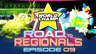 STRING SHOT FTW?! Road to Regionals VGC 2017! w/ Wolfe Glick! Episode 09 - Pokemon Sun and Moon by aDrive