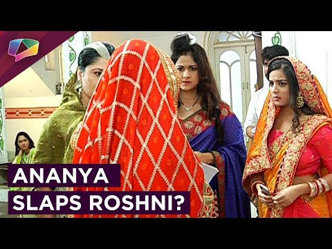 Ananya Slaps Roshni? | Major FIGHT | Sasural Simar