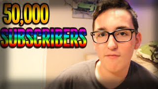 50000 SUBSCRIBER SPECIAL + HUGE ANNOUNCEMENT