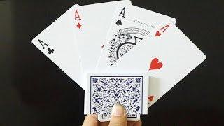 Video 4A Magic Card Trick That Will Blow Your Mind!!! MP3, 3GP, MP4, WEBM, AVI, FLV Agustus 2018