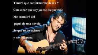Amor de Tele Ricardo Arjona letra YouTube