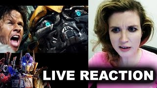 Transformers The Last Knight Teaser Trailer Reaction by Beyond The Trailer