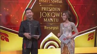 Video FULL - Resepsi Pernikahan Kahiyang Ayu - Bobby; Presiden Jokowi Mantu MP3, 3GP, MP4, WEBM, AVI, FLV September 2018