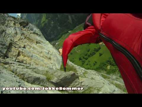 Wingsuit Proximity Flying in Switzerland and Norway