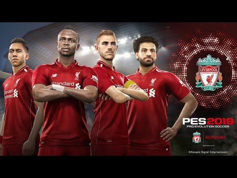 Pes 2018 Mobile V2.3.3 Patch New Menu LIVERPOOL Full Kits | Hướng Dẫn Mod Pes 2018 Mobile