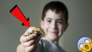 10 year old kid EATS a FIDGET SPINNER!!! (YOU HAVE TO SEE THIS!!!)Hope you enjoyed! Leave a like if you did! :) ► SUBSCRIBE: http://bit.ly/2qWqKGD ► FOLLOW ME: http://bit.ly/2rhypk0 ► GIVEAWAY STEPS ► Like the video! ► Subscribe my channel! ► Turn notifications on! ► Comment! ► Follow me on twitter! ► Be active!Thanks for watching!