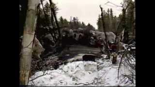 Dryden (ON) Canada  city photos gallery : Air Ontario Crash in Dryden
