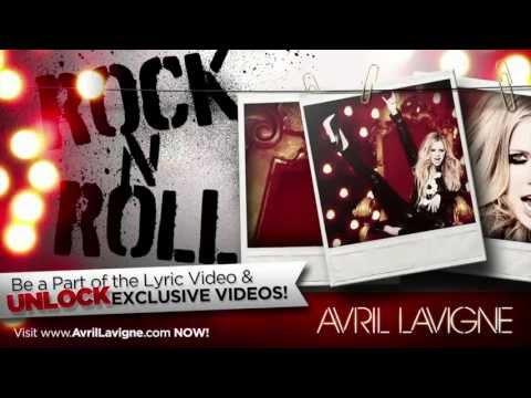 Avril Lavigne - Rock N Roll (Official Audi