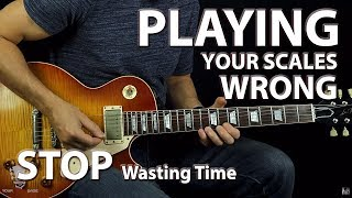 Video You Are Playing Your Scales Wrong (The Map Technique) MP3, 3GP, MP4, WEBM, AVI, FLV Agustus 2018
