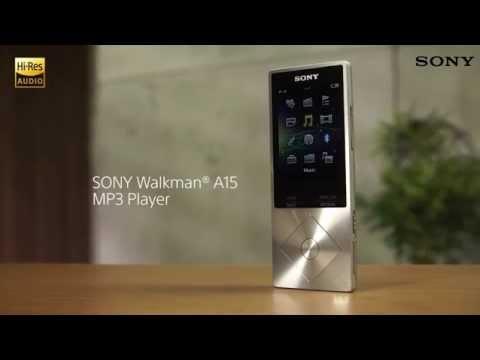 Sony Walkman A15 LettoreMP3 Hi-Res