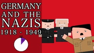 Weimar Germany  City new picture : Ten Minute History - The Weimar Republic and Nazi Germany (Short Documentary)
