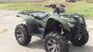 7. 2008 Honda FourTrax Rancher 4x4ES - Item #27599