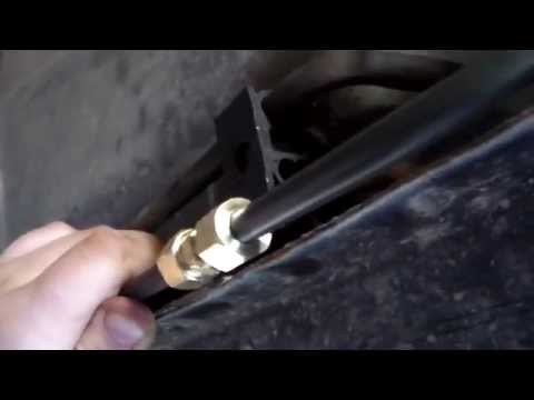 Fixing a Fuel Line