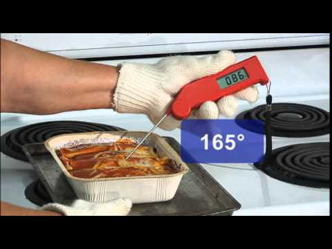 Safe Food FAQs - What Is The Safe Temperature For My Food?