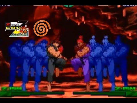 street fighter alpha 3 dreamcast cdi