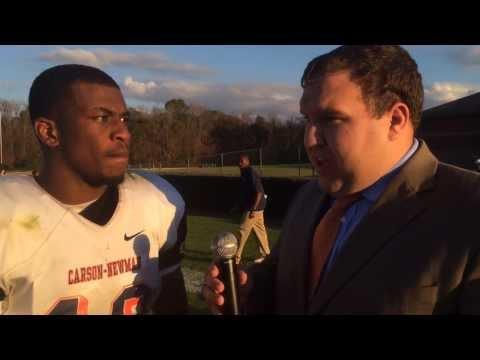 Jaycob Coleman postgame interview 11-16-13