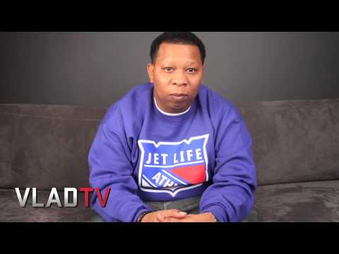 kanye - http://www.vladtv.com/ - Famed producer Mannie Fresh explains how he first met Kanye West when he came through Cash Money with another artist and Mannie lent...