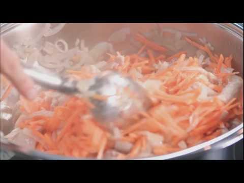 """Кулинарная программа """"Рецепт+"""" 10 выпуск. 08.04.17. (Плов)"""