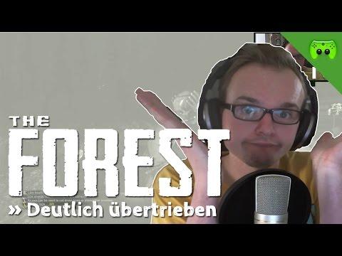 THE FOREST # 45 - Deutlich übertrieben «» Let's Play The Forest | HD