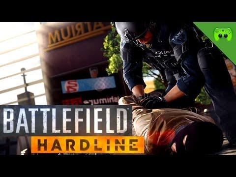 BATTLEFIELD HARDLINE BETA # 6 - Community Heist «» Let's Play BF Hardline | Full HD
