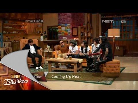 Download Video Ini Talk Show - Anak Band Part 1/3 - David Bayu Cerita Soal Hobinya Olahraga