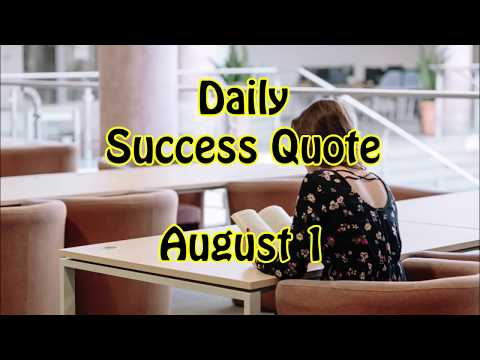 Success quotes - Daily Success Quote August 1  Motivational Quotes for Success in Life