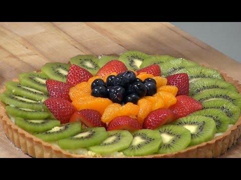 How to Make A Fresh Fruit Tart